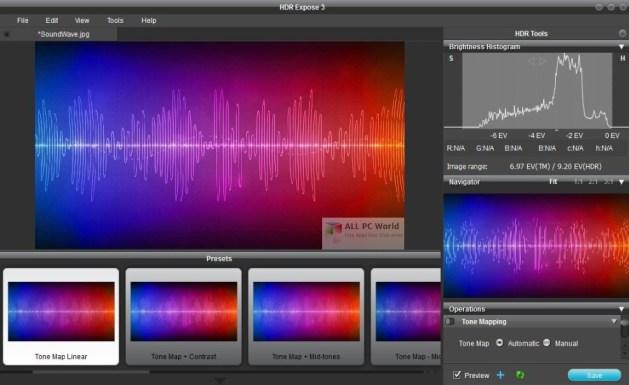 Descarga gratuita de Pinnacle Imaging HDR Expose 3.2