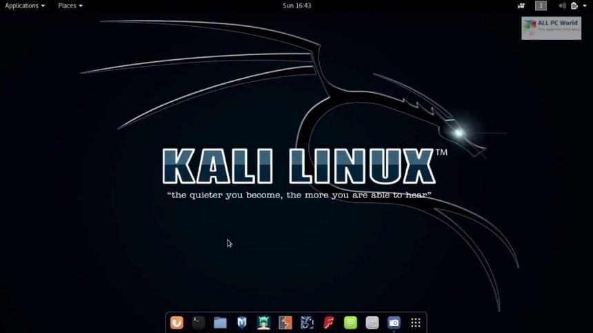 Kali Linux 2019 Descarga gratis