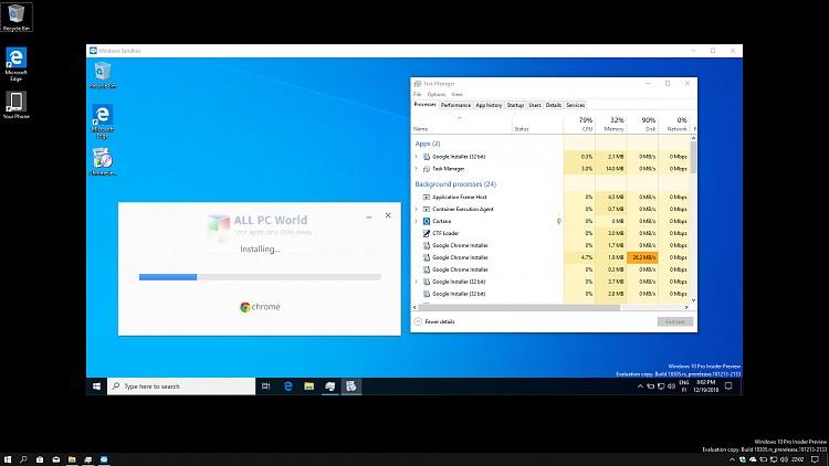 Windows 10 RS5 Pro Lite Edition v8 2019