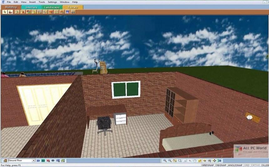 Revisión de 3D Home Architect Design Suite Deluxe 8