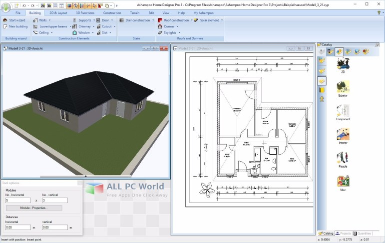 Revisión de Ashampoo Home Designer Pro 4