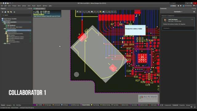 Altium Designer 2020 v20.2 Descarga con un clic