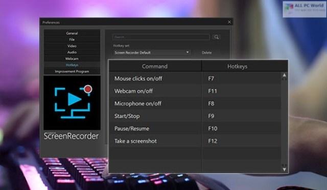 CyberLink Screen Recorder Deluxe 4.2 Descarga con un clic