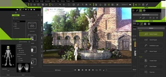 Reallusion iClone Pro 7.82 Descarga gratuita de la versión completa