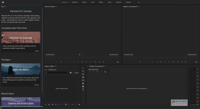 Adobe Premiere Pro 2020 v14.4 Descarga gratuita
