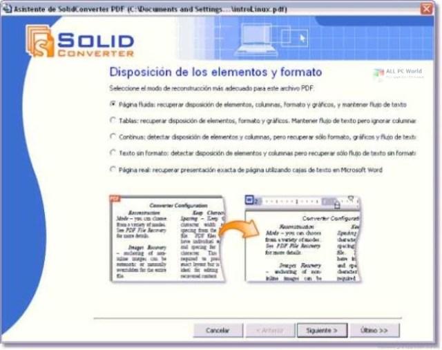 Solid Converter PDF 10.1 Descarga con un clic