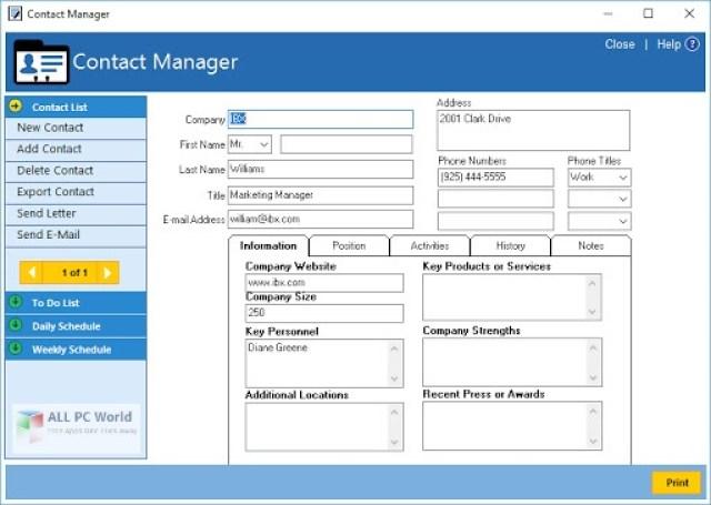 ResumeMaker Professional Deluxe 20.1.2 Descarga con un clic