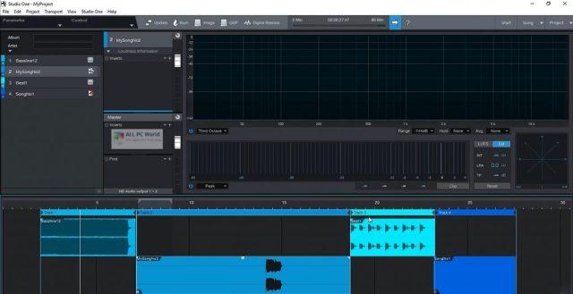 PreSonus Studio One 5 Professional 5.0.1 Descarga gratis
