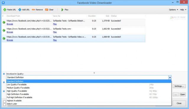 SocialMediaApps Facebook Video Downloader 5.2 Descarga gratuita