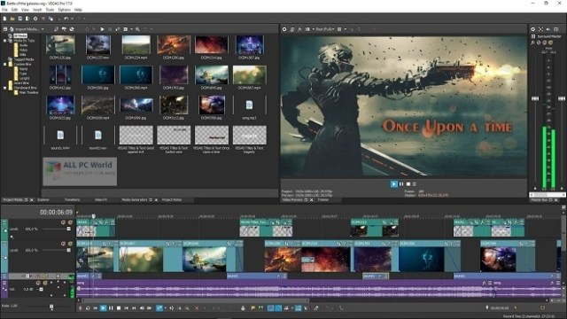 MAGIX VEGAS Pro 18.0 Descarga gratis