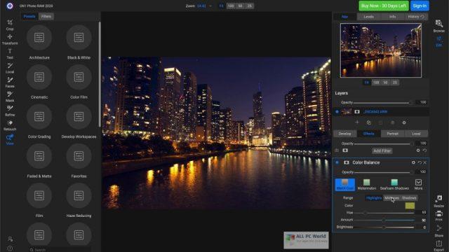 ON1 Photo RAW 2020.5 v14.5 Descargar