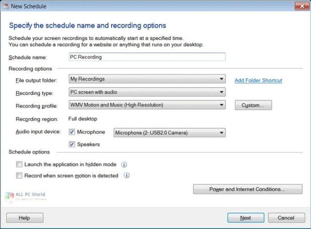 DeskShare My Screen Recorder Pro 2020 v5.21 Descargar