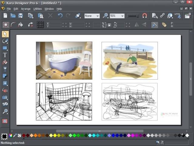 Enlace de descarga directa de Xara Designer Pro Plus 20.7