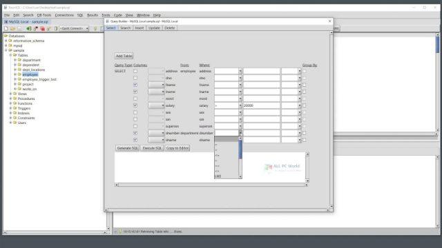 RazorSQL 2020 v9.2.7