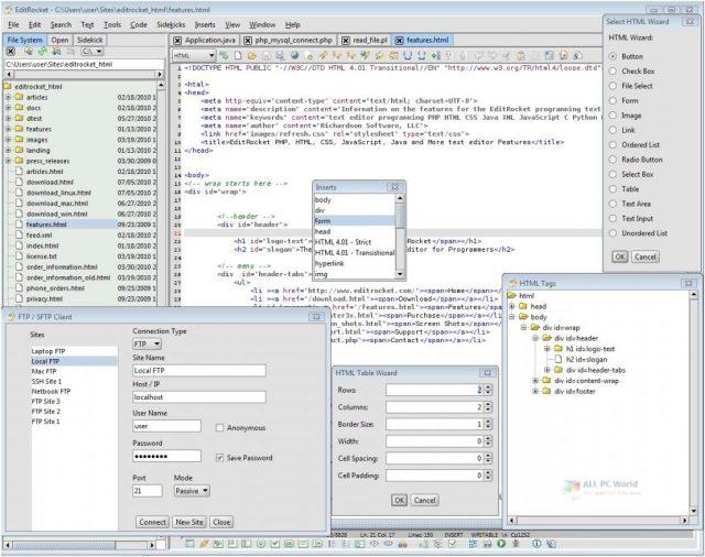 Richardson Software EditRocket 4.5.7