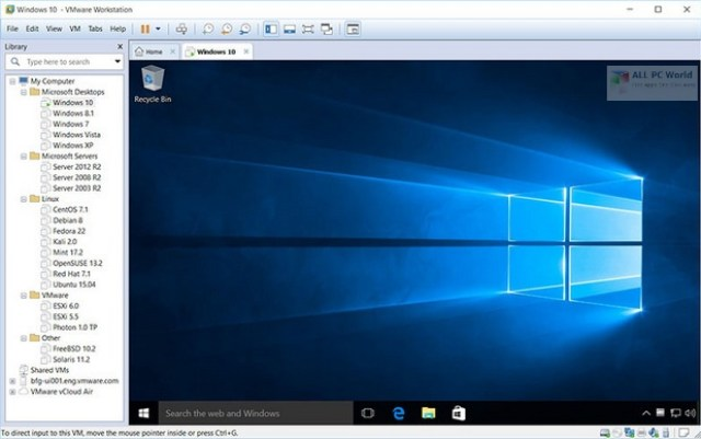 VMware Workstation Pro 16.1 para Windows