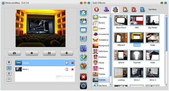 WebcamMax 8.0 Descarga gratis