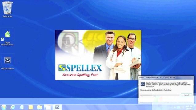 Revisión del corrector ortográfico Spellex BioScientific