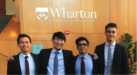 University of Pennsylvania - Joining a case competition