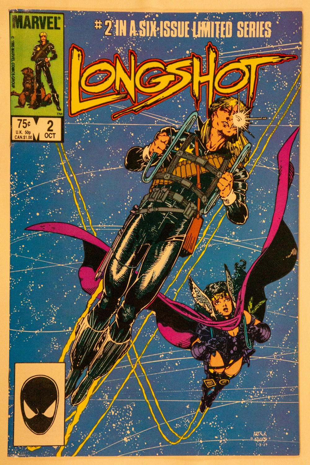 Longshot #2
