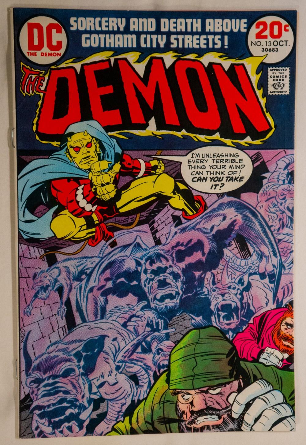 The Demon #13