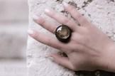 bague obsidienne doree macrame gold obsidian ring kaprisc 2013 (5)