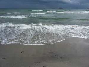 Grenen beach
