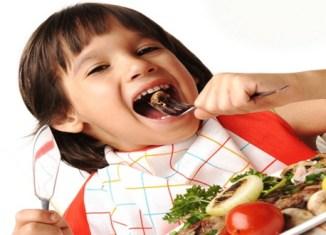 Agar Anak Doyan Makan Sehat, Ini Yang Harus Anda Lakukan