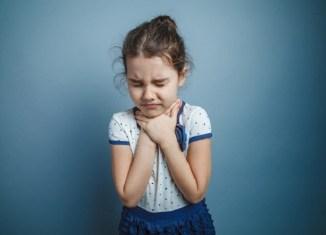 5 Cara Mengatasi Amandel Pada Anak Secara Alami