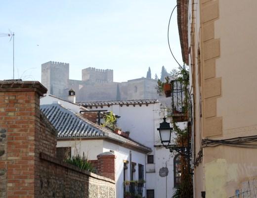 Albayzín, Granada, Spain - Kaptain Kenny Travel