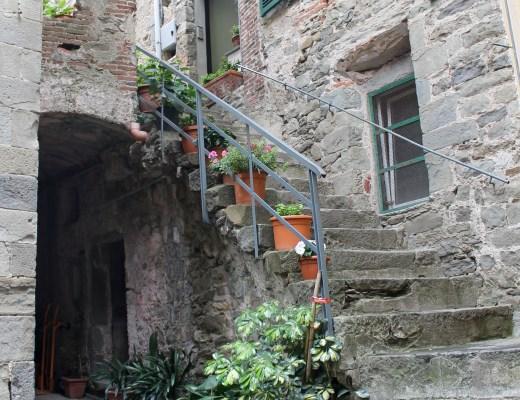 Exploring Corniglia, Italy in Cinque Terre - Kaptain Kenny Travel