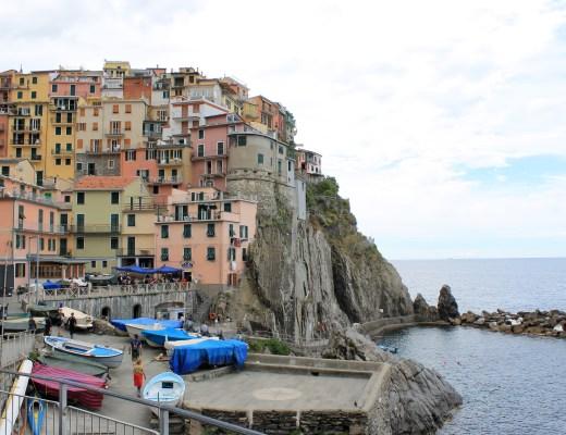 Day Trip to Manarola, Italy, Cinque Terre - Kaptain Kenny Travel