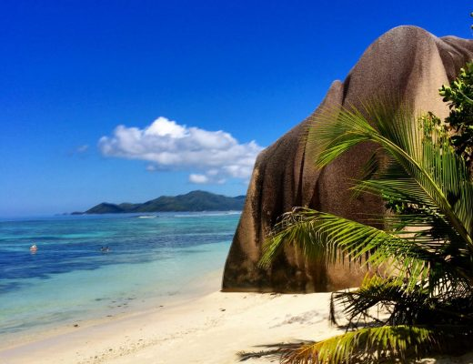 Anse Source d'Argent; La Digue: the Seychelles - Kaptain Kenny Travel