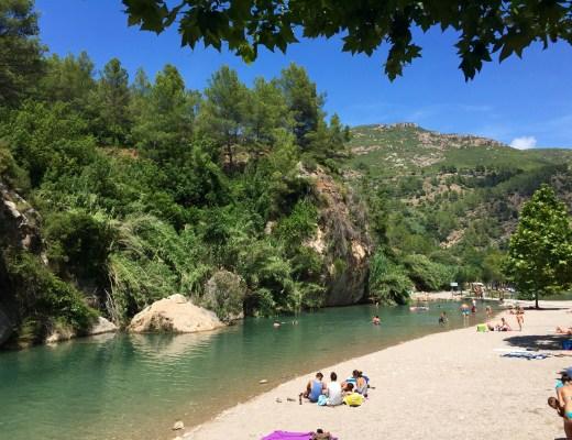 Montanejos, Spain