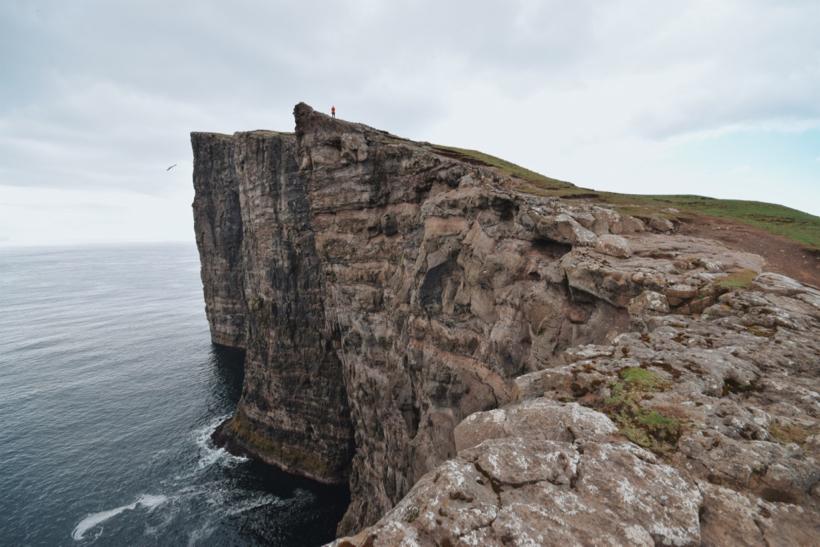 Sorvagsvatn Lake - island of Vagar, Faroe Islands
