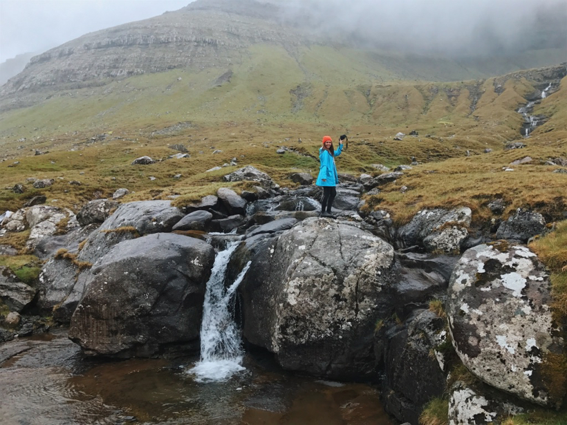 Faroe Islands: island of Bordoy