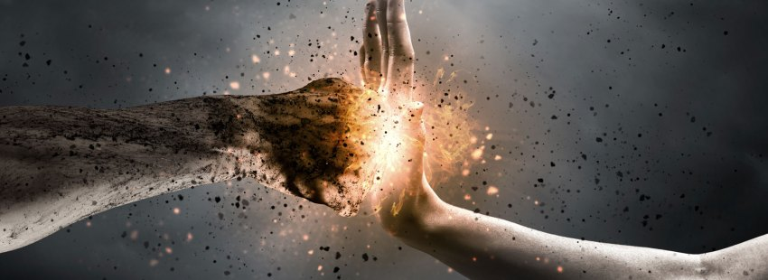 Dealing with Psychic Attacks