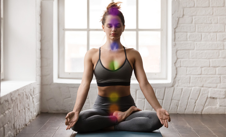 Healing Your Chakras and Your Weight