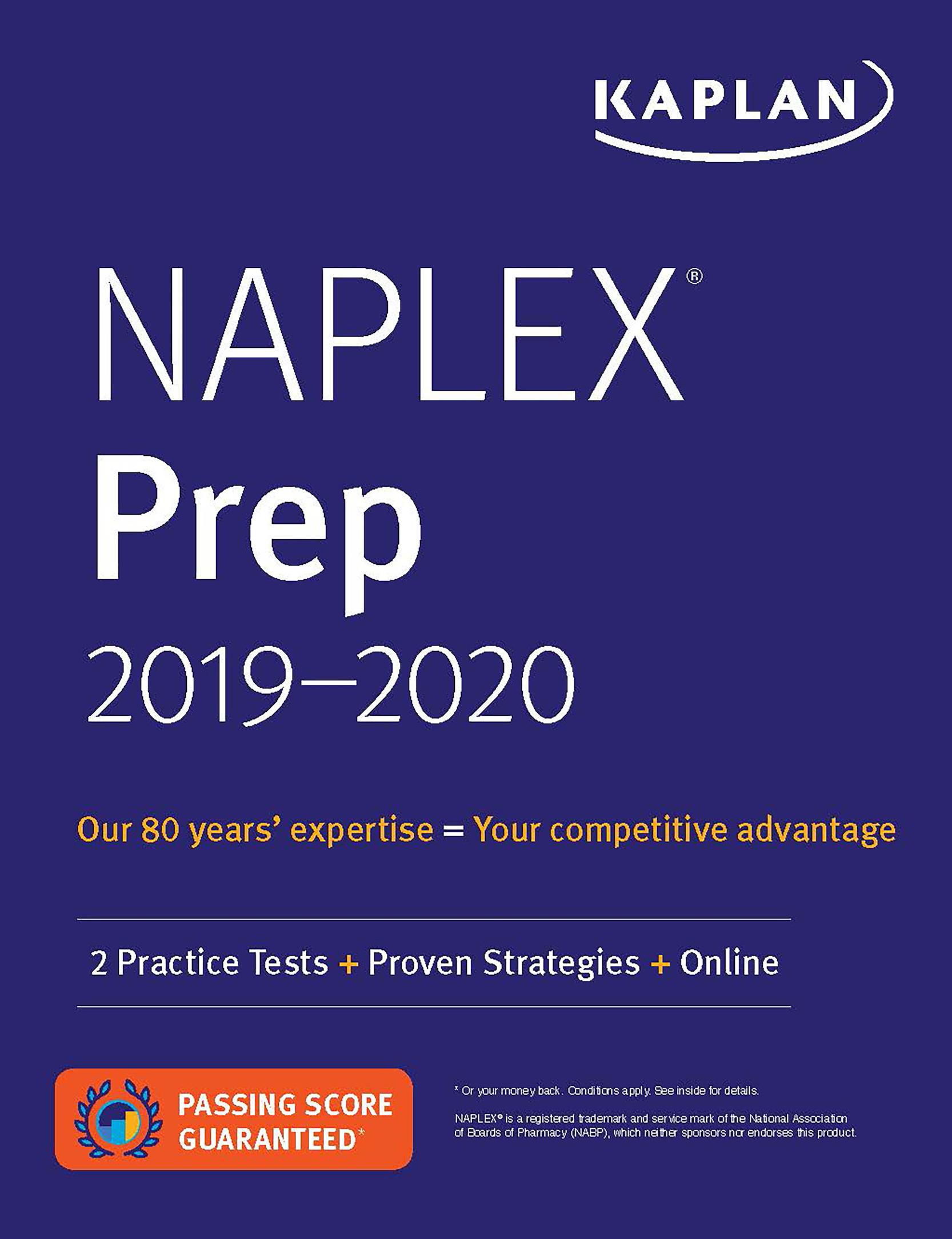 Naplex Review Books