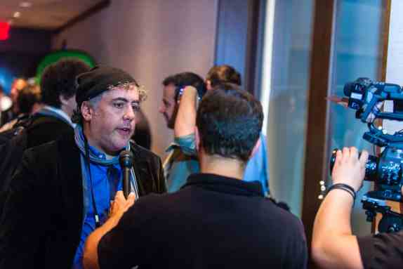 LDV Vision Summit : Photographer Ron Haviv answers a few questions from journalists