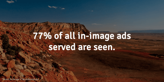 In image ads