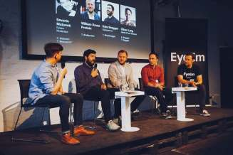 Speakers from the 2014 edition. This year's roster promises to be even more spectacular . Photo by Alexander Haase / EyeEm