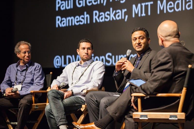 Michael Cohen, Principal Researcher, Microsoft Research Paul Green, CTO & Co-Founder, Algolux and Ramesh Raskar, Associate Professor, MIT Media Lab, Evan Nisselson, LDV