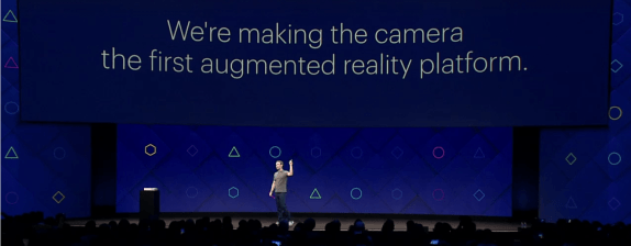 The camera is the new platform
