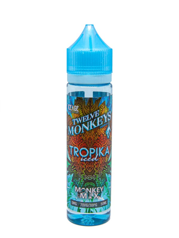Vape studio twelve monkeys tropika