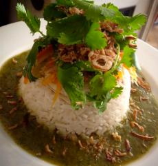 Kapunka Paris, Thaï food