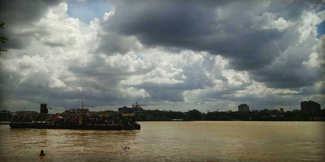 Across the Hooghly River-2