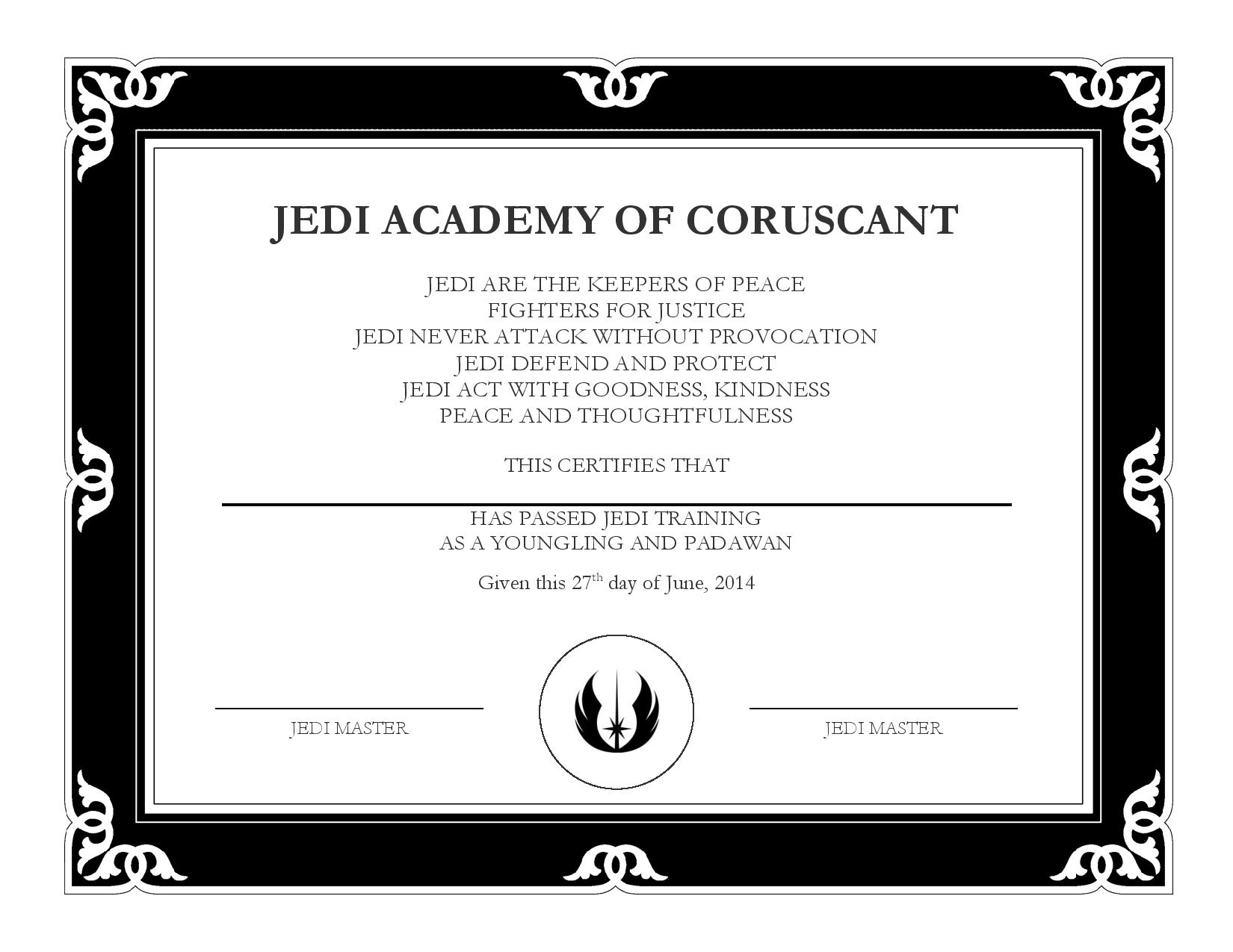 Star Wars Class Kara Ann Bussing