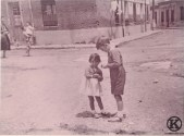 Calle Duquesa de Tamames con calle Chirimoya