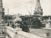Antiguo tranvía a Carabanchel (1915)